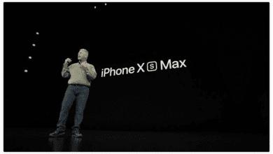 صورة توقعات جديدة بإنخفاض نسبة مبيعات iPhone XS