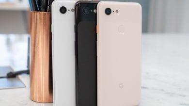 صورة كل ما تريد معرفته عن مجموعة Pixel 3 من جوجل