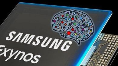 صورة هاتف جالكسي S10 من سامسونج قد يتضمن وحدة ذكاء اصطناعي مخصصة