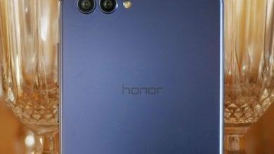 صورة هاتف جديد قادم من هواوي ومن المرجح ان يكون Honor View 20