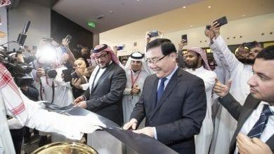 صورة رسميا هواوي تفتتح أول متجر لها بالمملكة العربية السعودية
