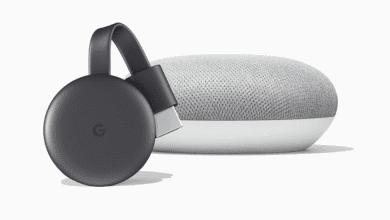 صورة جوجل تكشف رسمياً عن الجيل الثالث من أجهزة Chromecast