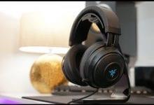Photo of سماعة الألعاب Razer Kraken 7.1 v2: مريحة و نظام صوتي 7.1 !