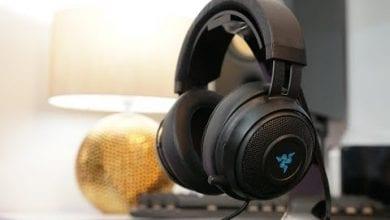 صورة سماعة الألعاب Razer Kraken 7.1 v2: مريحة و نظام صوتي 7.1 !