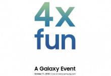 Photo of سامسونج تستعد لإطلاق 4x fun في 11 من أكتوبر