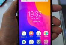 vivo -Y95-hands-on photos