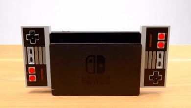 wireless NES-switch