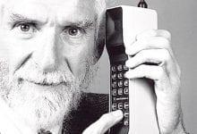 صورة أكثر الهواتف المحمولة شهرة في التاريخ
