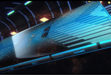 صورة أول الصور المسربة التي تستعرض تصميم هاتف لينوفو المخصص للألعاب Legion