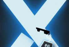 صورة إعلان تشويقي يؤكد على دعم هاتف Honor X10 المرتقب برقاقة Kirin 820 وتقنية 5G
