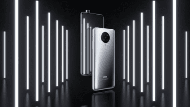 صورة الإعلان الرسمي عن هاتف POCO F2 PRO بتصميم كامل الشاشة وسعر 542 دولار