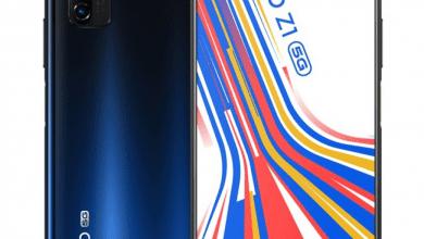 صورة الإعلان الرسمي عن هاتف iQOO Z1 بمعالج Dimensity 1000 Plus ومعدل تحديث 144Hz