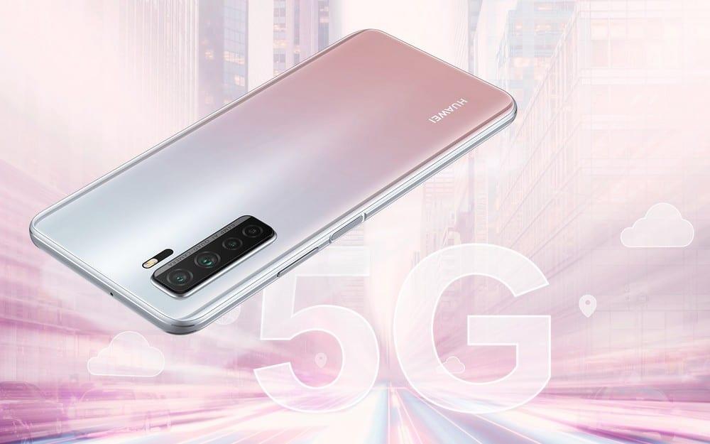 Huawei P40 Lite 5G - Huawei Nova 7 SE