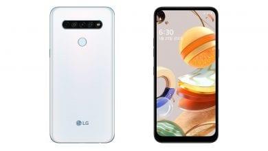 Photo of الإعلان رسميًا عن الهاتف LG Q61 مع شاشة بحجم 6.5 إنش، وأربع كاميرات في الخلف
