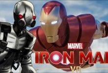 صورة الانتهاء من كافة مراحل تطوير لعبة MARVEL'S IRON MAN VR