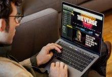 صورة الجيل المقبل من MacBook قد يضم مفصل قابل للإنحناء