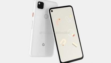 صورة الهاتف Google Pixel 4a سيصدر بنفس سعر iPhone SE 2020، ولكن مع ضعف الذاكرة التخزينية