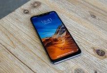 صورة الهاتف Pocophone F2 Pro قد لا يدعم شبكات 5G، على الأقل في بعض الأسواق