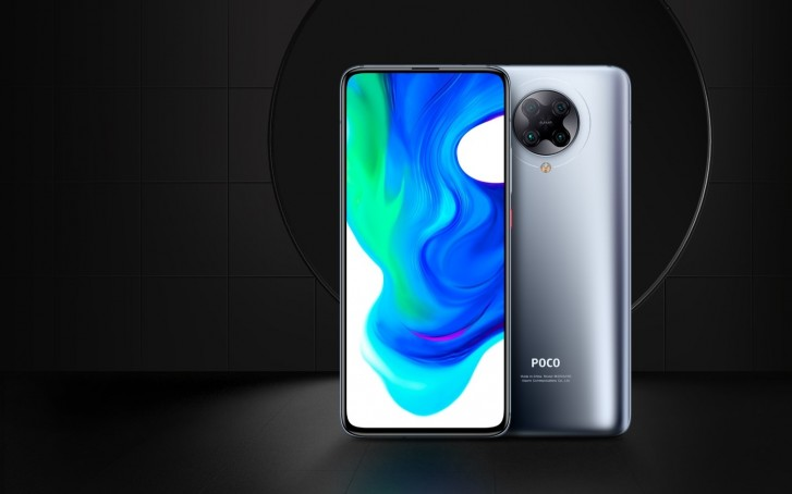 Poco F2 Pro: أفكار عشوائية