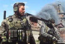 صورة تحديث جديد لكل من COD Modern Warfare و Warzone بحجم 31 جيجا