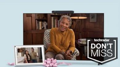 صورة تخفيضات في عيد الأم على Facebook: تحصل شاشة Portal الذكية على سعر 50 دولارًا