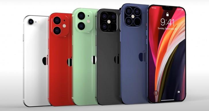 تسريبات iPhone 12: تظهر التصميمات القائمة على CAD التصاميم ، ويمكن عرض شاشات 120 هرتز ، وكاميرا تكبير 3x