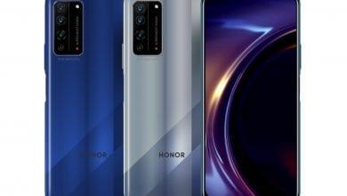 صورة تسريب تفاصيل كاميرات الهاتفين Honor X10 5G و Honor X10 Pro 5G، وبقية مواصفاتهما