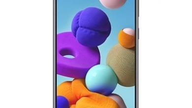 Photo of تسريب جديد يكشف لنا عن تصميم الواجهة الأمامية للهاتف Galaxy A21s وبعض مواصفاته