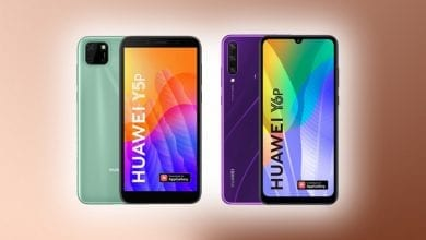 صورة تسريب صور ومواصفات الهاتفين Huawei Y5p و Huawei Y6p القادمين من Huawei