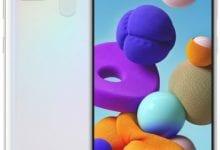 صورة تسريب صور ومواصفات وسعر الهاتف Galaxy A21s القادم من سامسونج