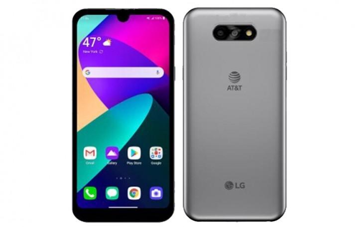 تسربت ميزانية LG Phoenix 5 قبل الإطلاق البسيط