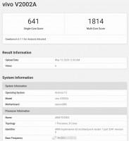 نتائج Geekbench 5.1: Exynos 880