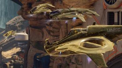 صورة تغييرات على البطاقات والدروع في لعبة Halo 5