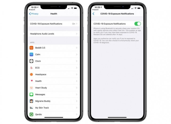 تقوم Apple بإصدار iOS 13.5 GM للمطورين