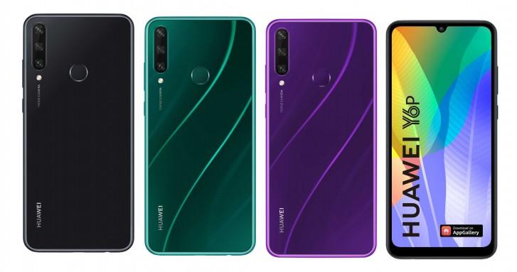 تكشف Huawei النقاب عن هواتف مستوى الدخول Y6P و Y5P إلى جانب جهاز MatePad T8 اللوحي