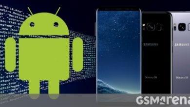 صورة تم نقل Samsung Galaxy S8 و S8 + إلى تحديثات ربع سنوية