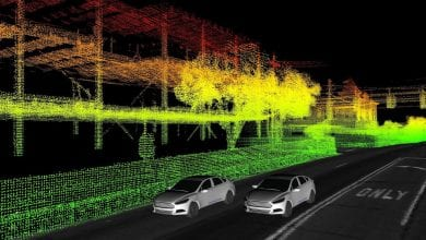 صورة تُصدر فورد بيانات السيارات ذاتية القيادة لتشجيع المزيد من البحث