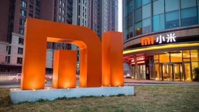 صورة تُظهر براءة إختراع جديدة من Xiaomi هاتفًا قابلاً للطي بتصميم فريد من نوعه