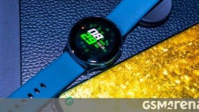 صورة حصلت Samsung Galaxy Watch Active2 على شهادة ECG في كوريا الجنوبية