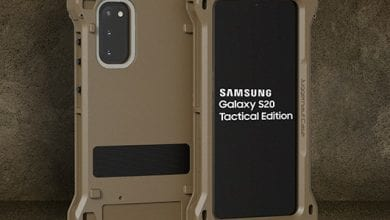 صورة سامسونج تُزيح الستار رسميًا عن الهاتف Galaxy S20 Tactical Edition
