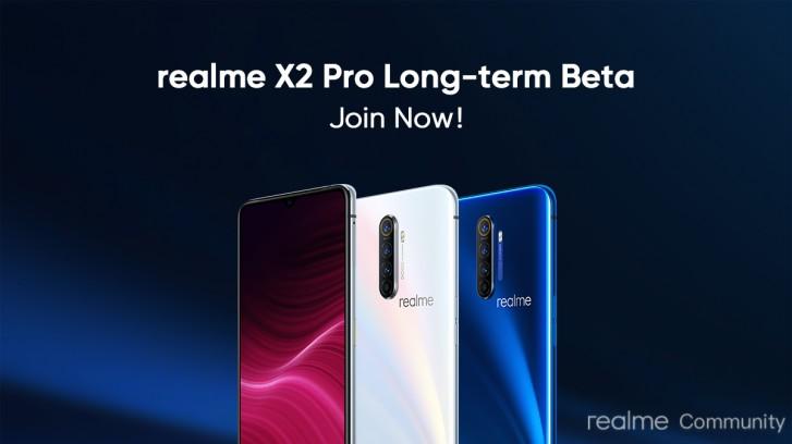 سيحصل Realme X2 Pro على الإصدار التجريبي من Android 11 قريبًا ، أراد المختبرون