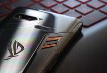 صورة ظهور أولى المعلومات حول هاتف الألعاب القادم، Asus ROG Phone 3