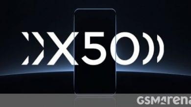 صورة فيفو X50 5G قادم في 1 يونيو