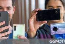 صورة كاناليس: تم سحق الطلب على الهواتف الجديدة في الربع الأول من عام 2020