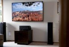 صورة كيفية معرفة حجم التلفزيون الذي يجب عليك شراؤه