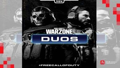 Photo of لعبة Call of Duty Warzone تُضيف طور لعب Duos إلى باقي الاطوار.