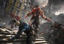 صورة لعبة Gears of War 4 بتت تتدعم اللعب المشترك بين الاكسبوكس ون و PC