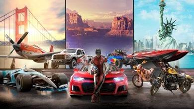 صورة UBI Forward: الكشف عن العام الثالث للعبة The Crew 2 بعنوان The Chase
