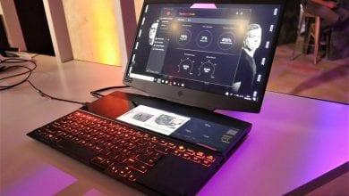 صورة مراجعة أولية لـ HP Omen X 2S: عظمة الشاشة المزدوجة أم مجرد وسيلة للتحايل؟