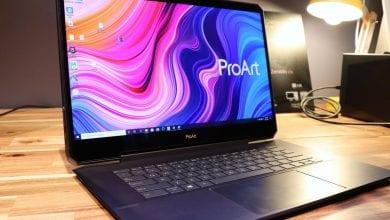 Photo of مراجعة عملية Asus ProArt StudioBook One